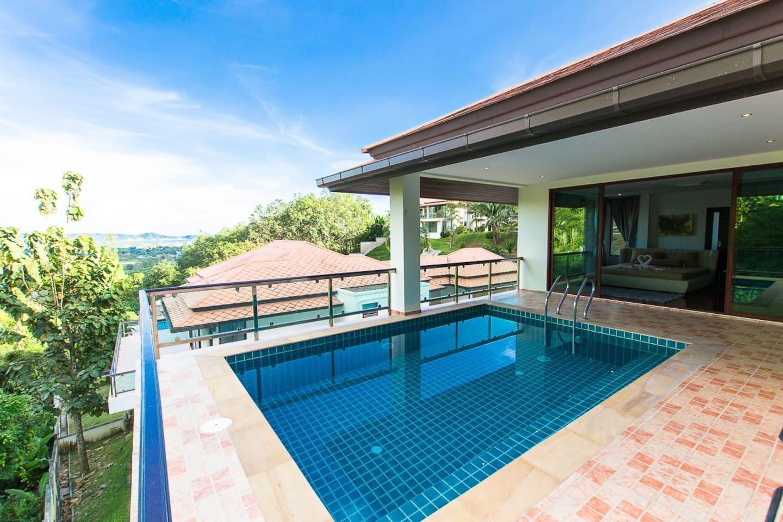 Seaview Pool Villa 5 BDR Lux @ Chalong V4 Seaview Pool Villa 5 BDR Lux @ Chalong V4