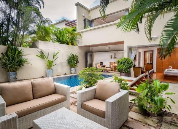 Modern 2 BDR Private Pool Villa @ Bangtao Phuket