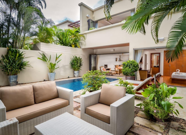 Modern 2 BDR Private Pool Villa @ Bangtao-Laguna Modern 2 BDR Private Pool Villa @ Bangtao-Laguna