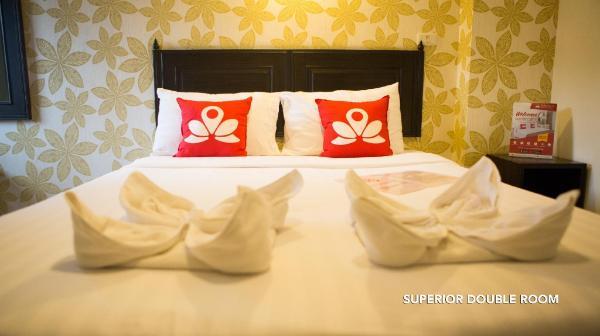 ZEN Rooms Basic Phra Athit Bangkok