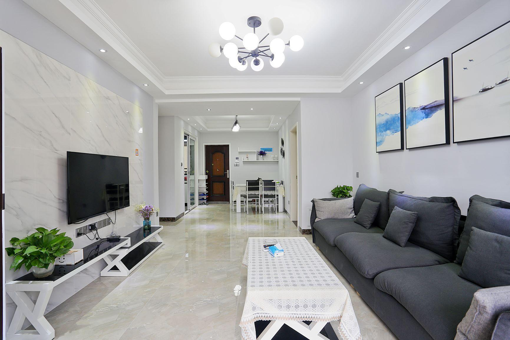 Zhang Jiajie Li Apartment
