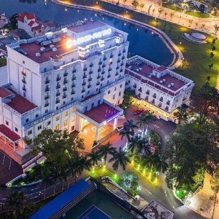 Sai Gon Phu Tho Hotel Viet Tri (Phu Tho)