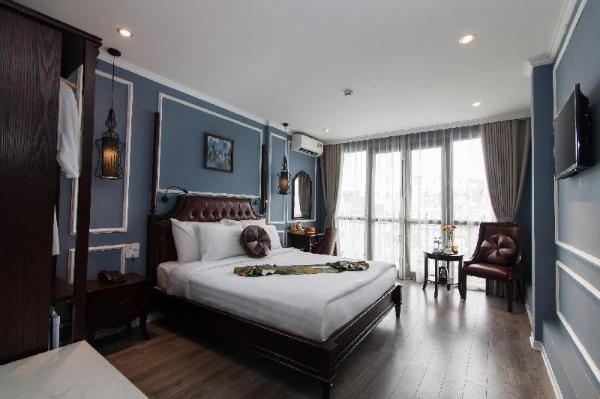 Ha Noi Crystal Pearl Hotel Hanoi