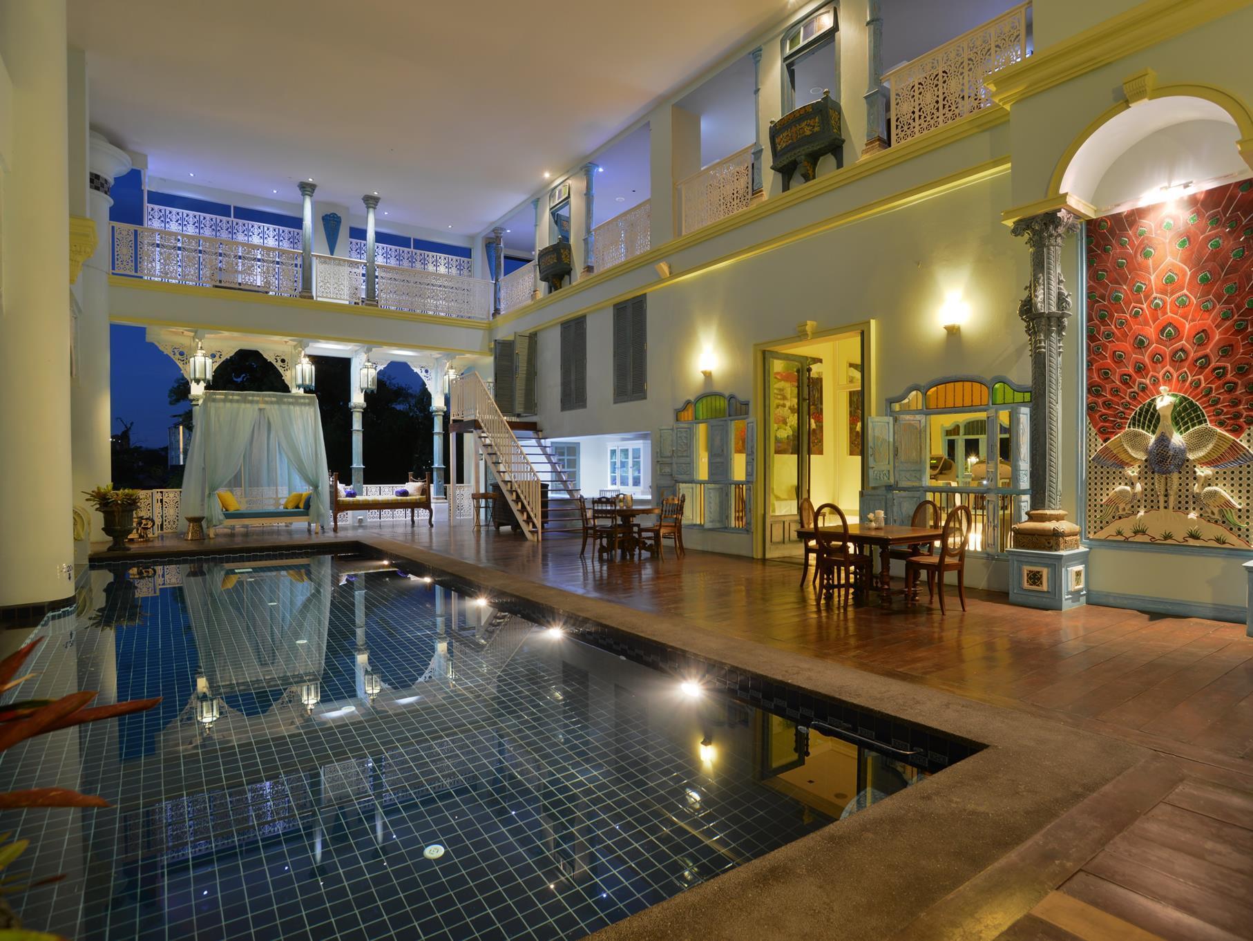 ที่พักง่ายๆ โรงแรมแอท พิงค์นคร ห้วยแก้ว - เชียงใหม่