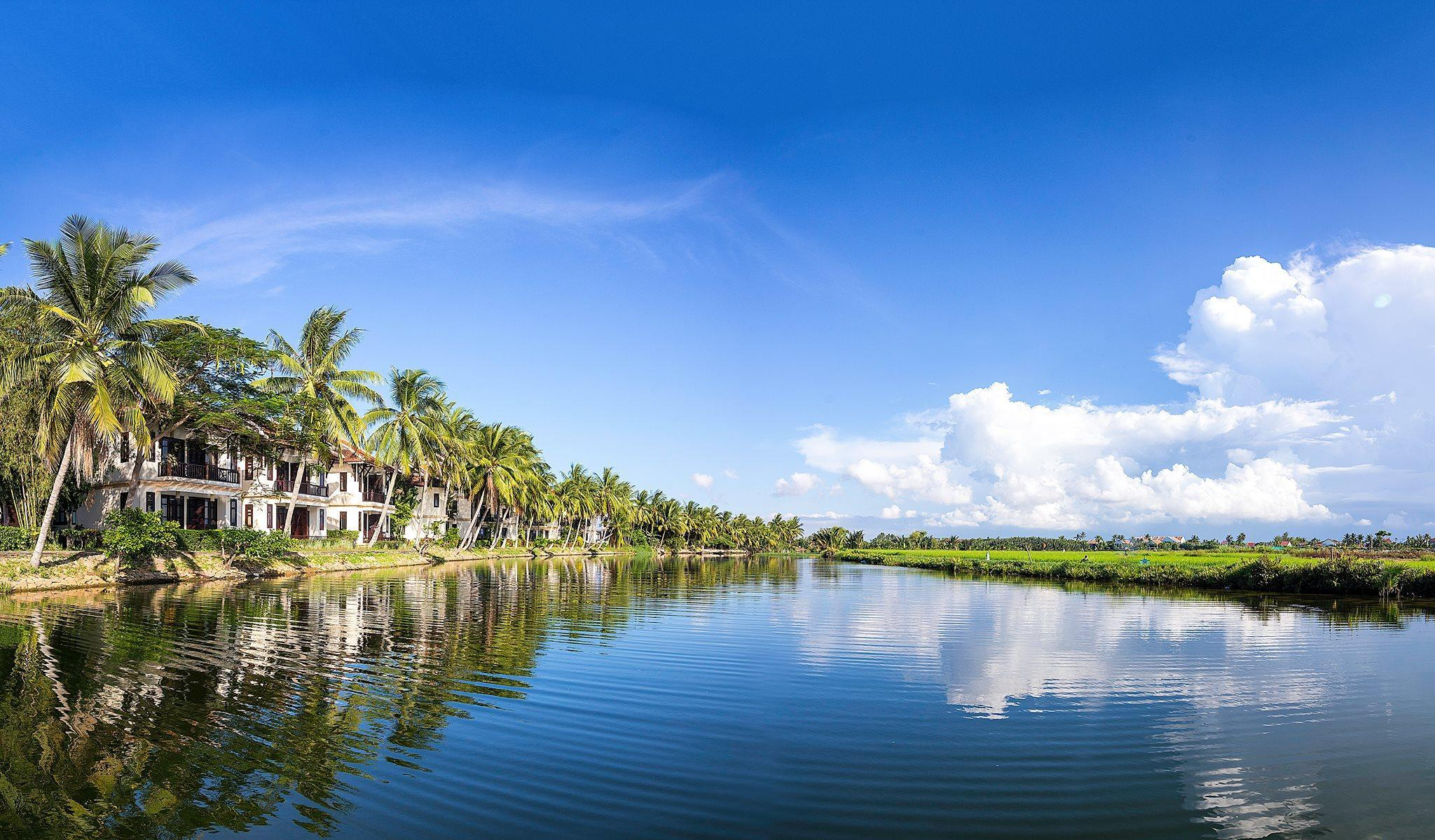 Hoi An Riverside Resort And Spa