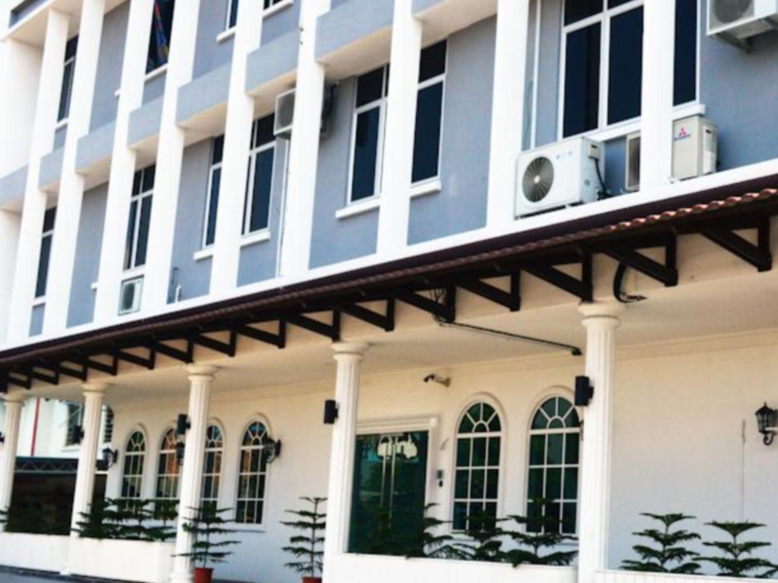 Ipoh Apartments At Pasir Puteh