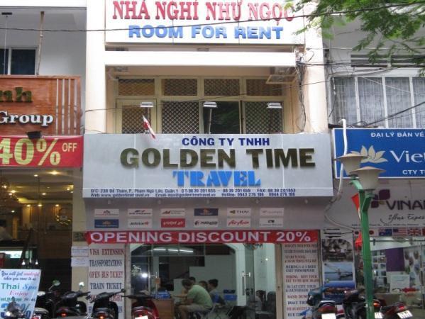 Nhu Ngoc Guesthouse Ho Chi Minh City