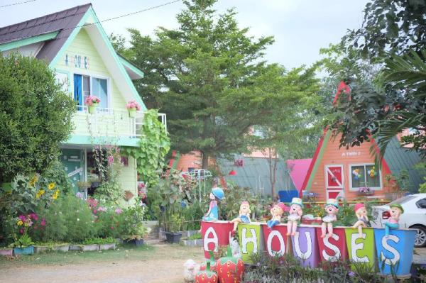 A Houses Homestay Khao Yai