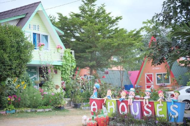 เอ เฮาส์ โฮมสเตย์ – A Houses Homestay