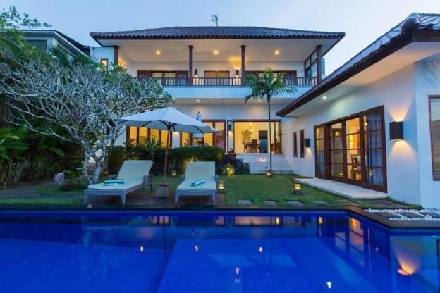 Villa Mila with sea view
