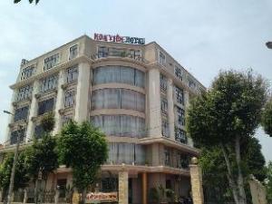 關於北寧可華飯店 (Hoa Vien Hotel Bac Ninh)