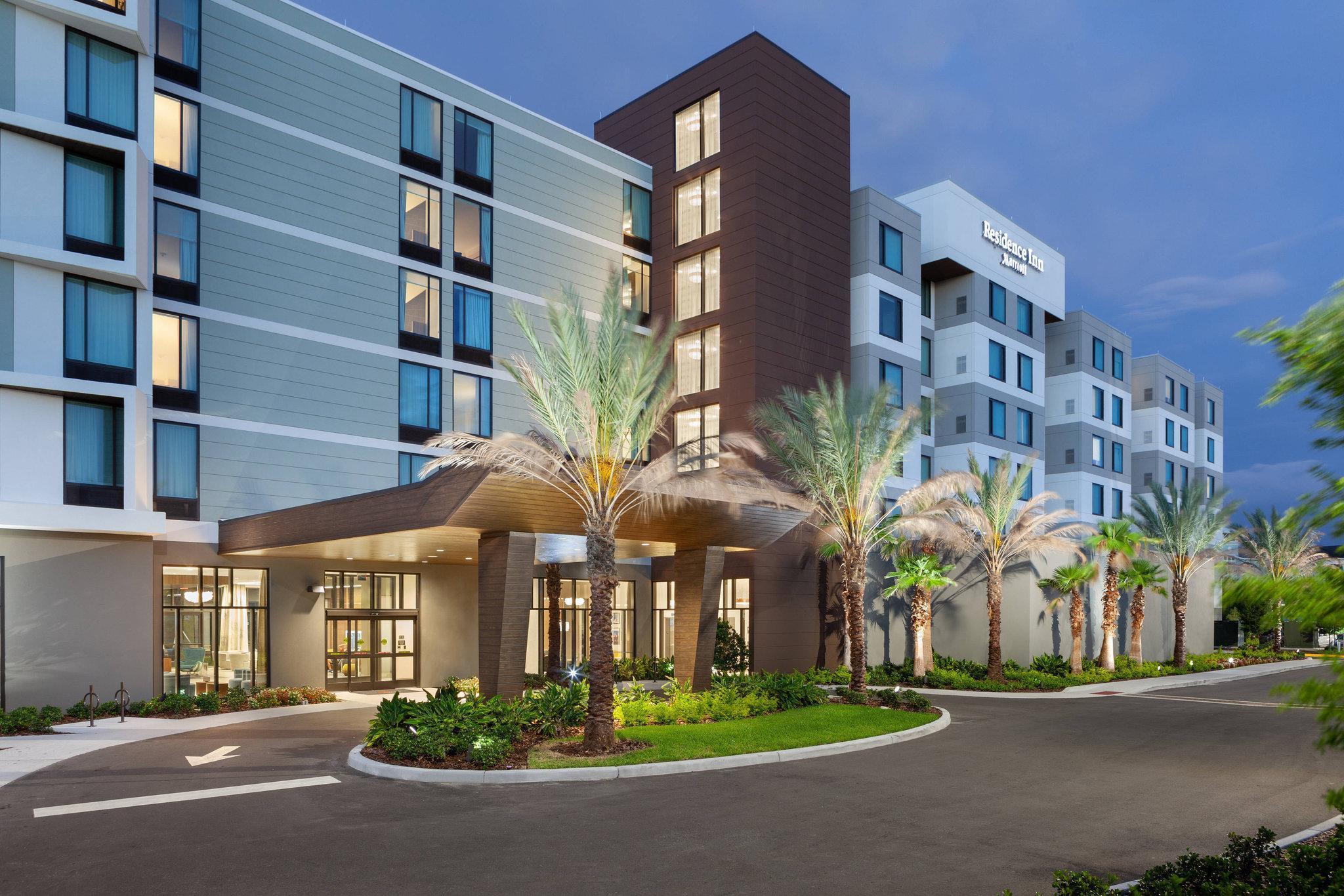 Residence Inn Orlando At Millenia