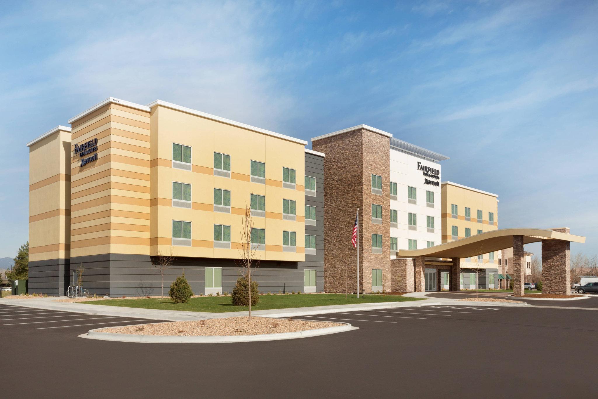 Fairfield Inn And Suites Boulder Longmont