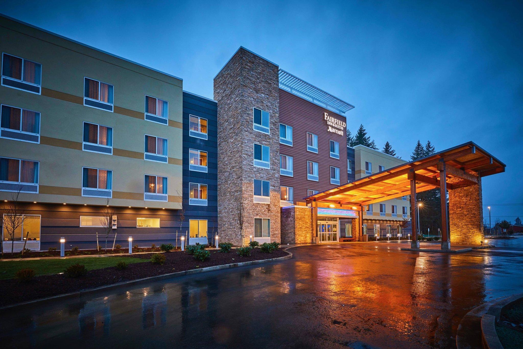 Fairfield Inn & Suites Grand Mound Centralia