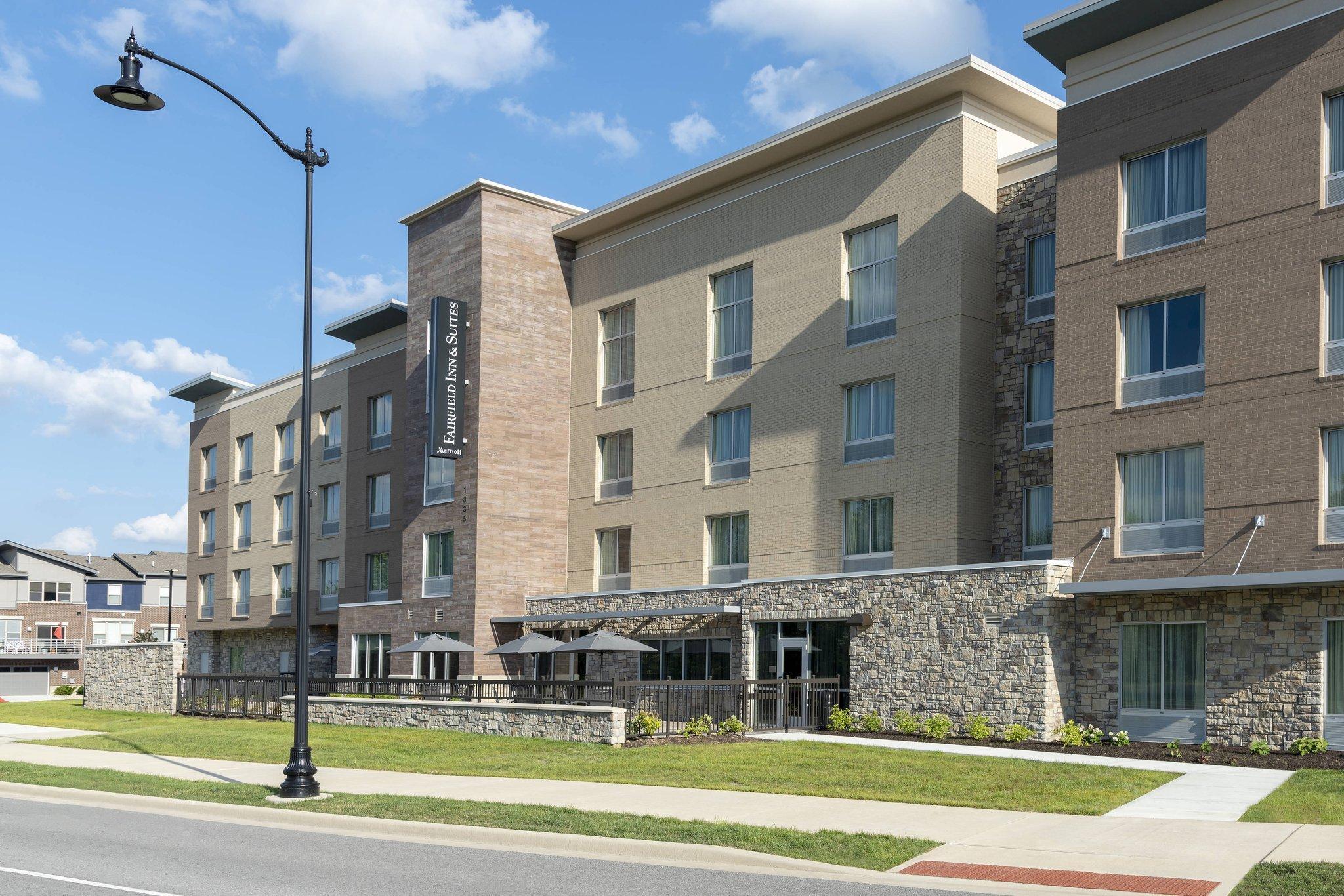 Fairfield Inn And Suites Indianapolis Carmel