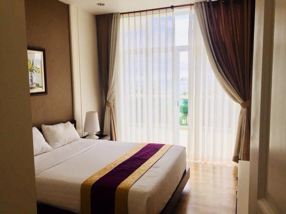 Seaview 2 BR Apartment In 5* Resort In Phan Thiet