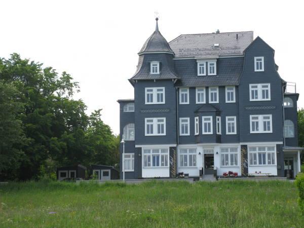 Hotel And Cafe Daheim