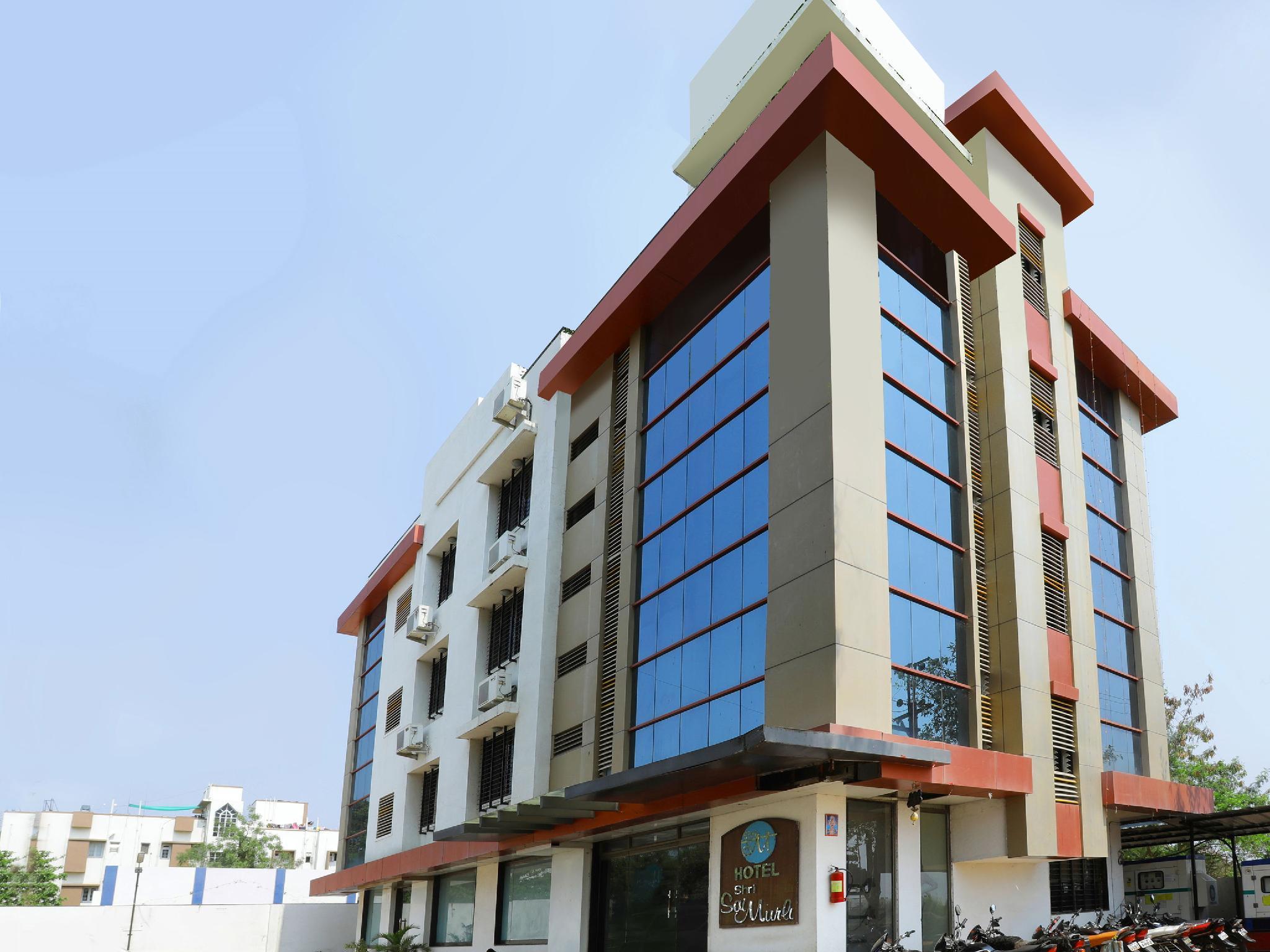 OYO 4198 Hotel Shri Sai Murli
