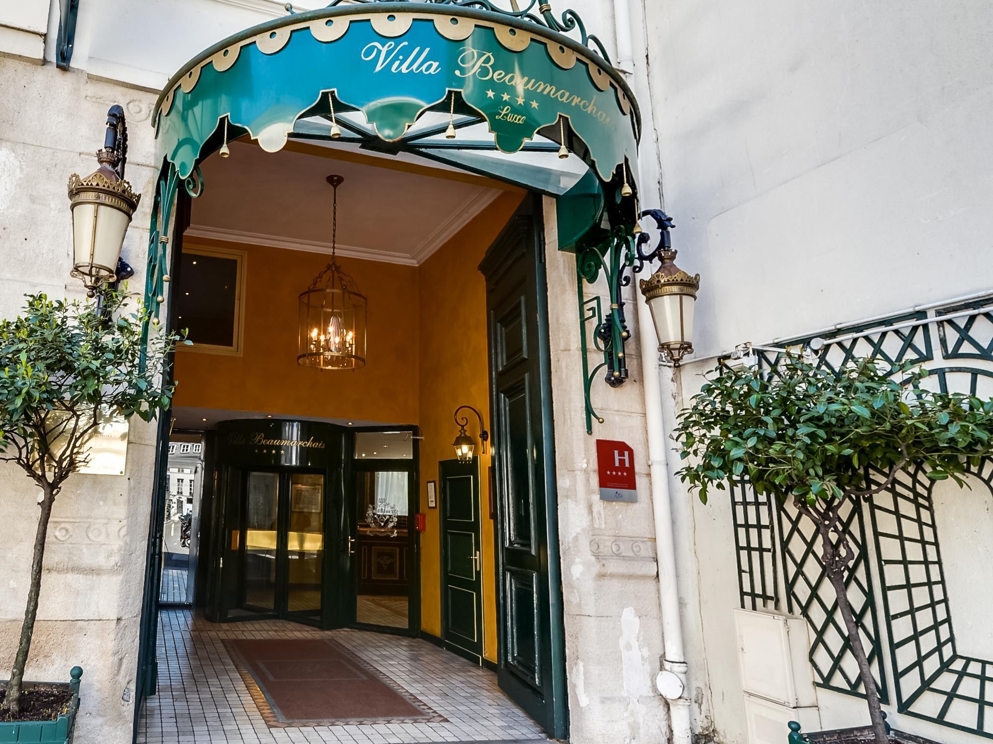 Villa Beaumarchais Hotel