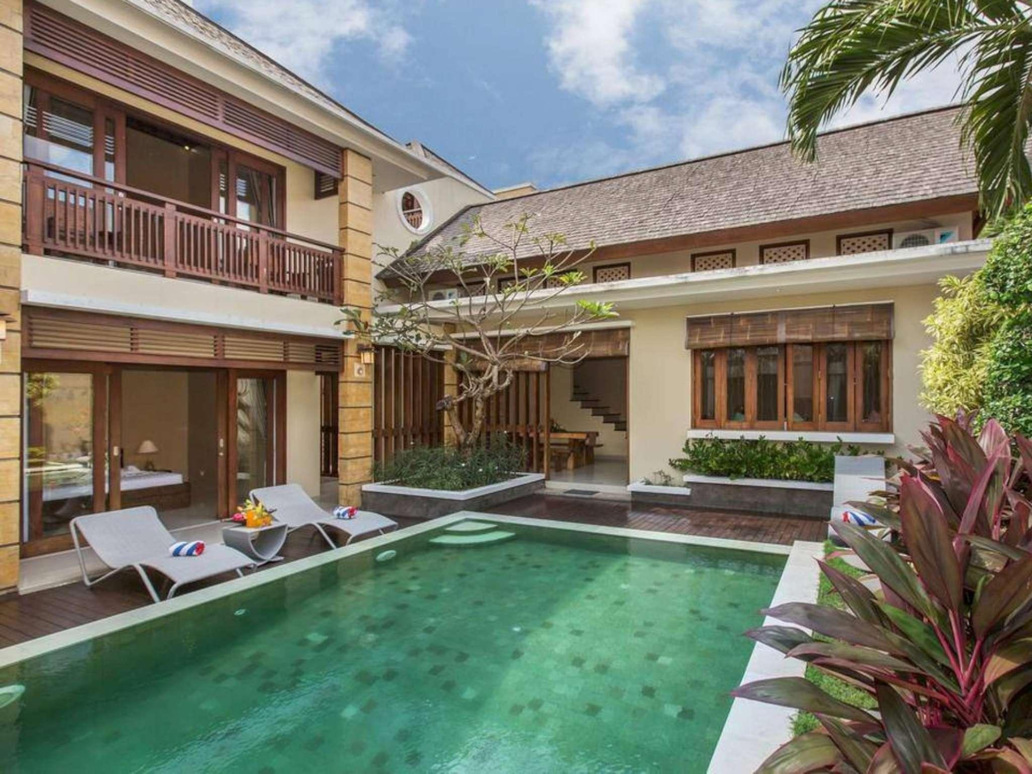 2 BDR Villa Private Pool In Seminyak