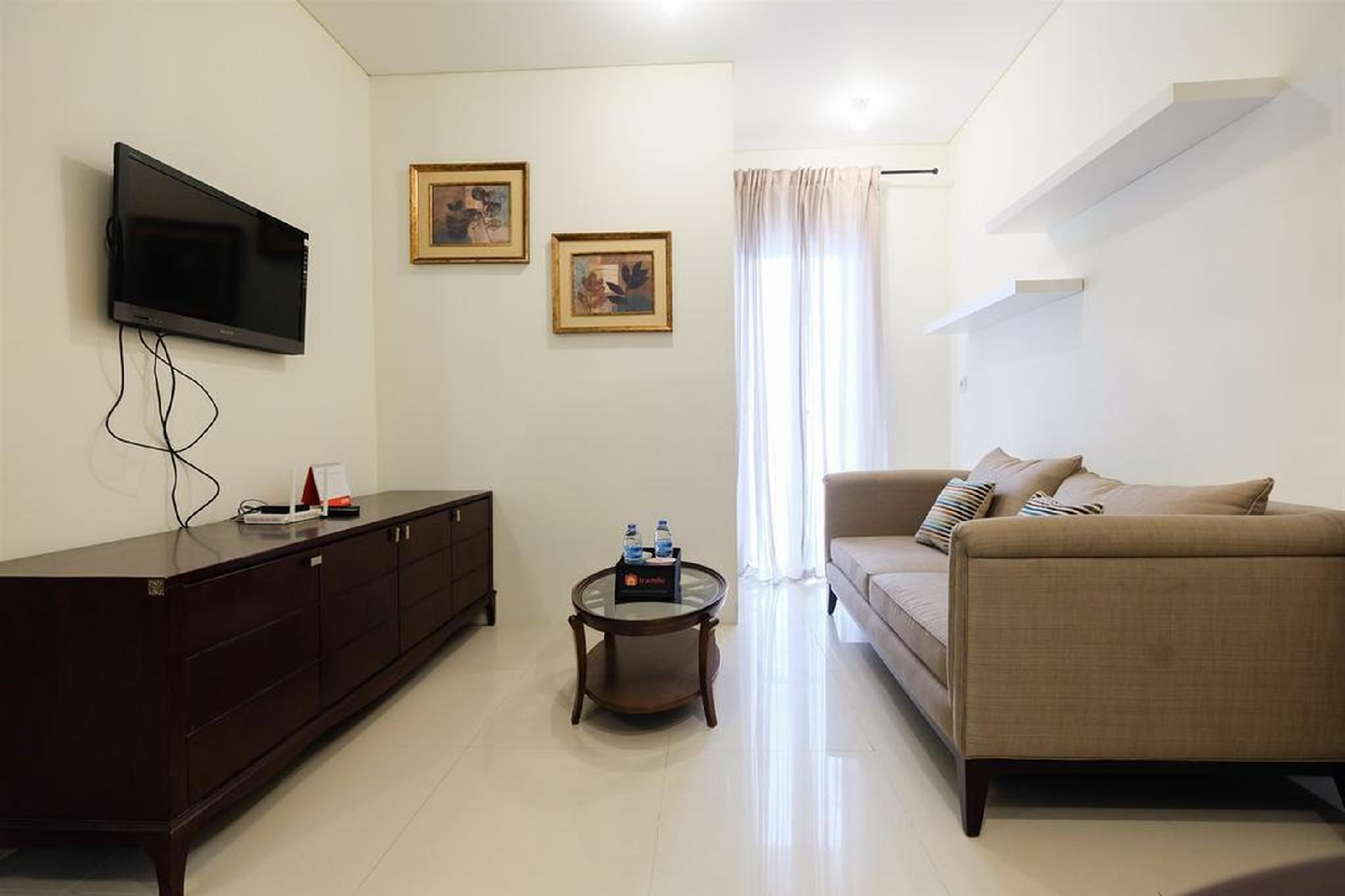 3BR Apt @ Northland Ancol Residence By Travelio