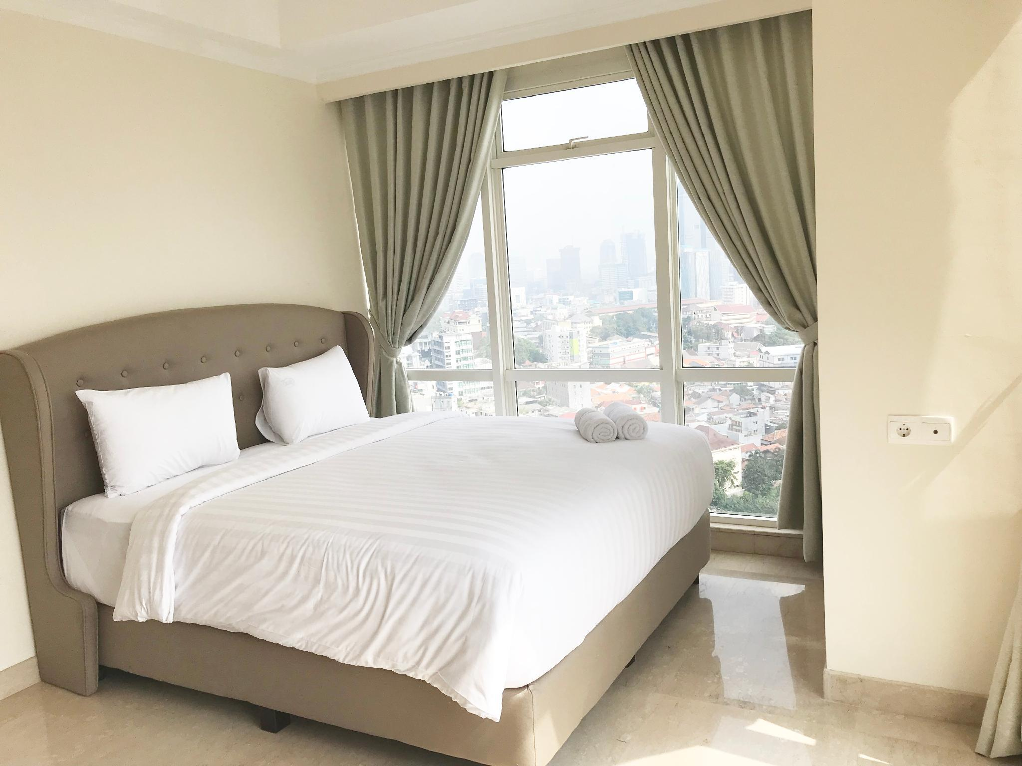 Hotel Review: Luminous Modern 2 BR Menteng Park Apt By Travelio – Pictures, Rates and Deals