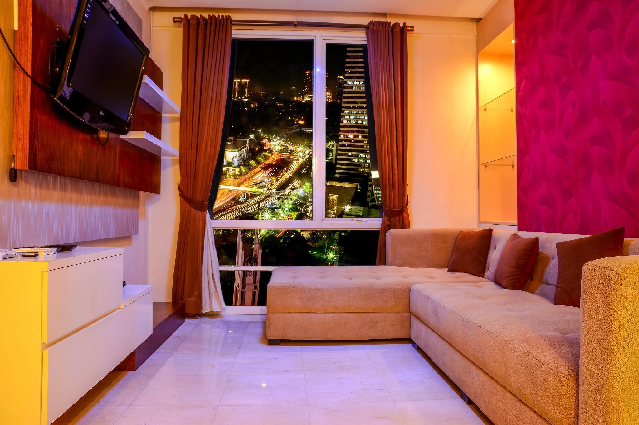 Modern 2BR Apt @ FX Residence By Travelio