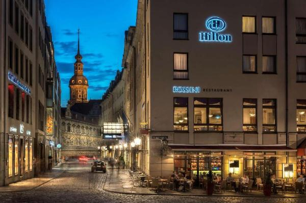 Hilton Dresden Hotel Dresden