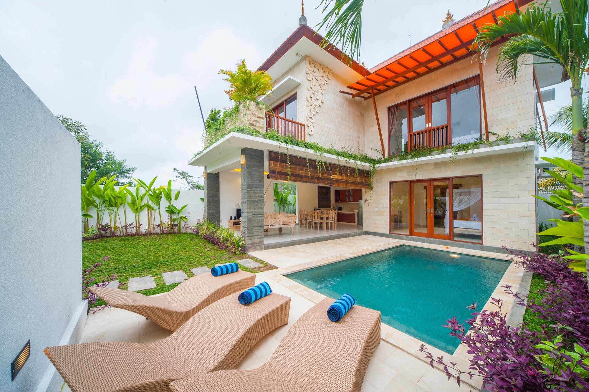 3 BR Villa Ubud Hill 2  New Opening