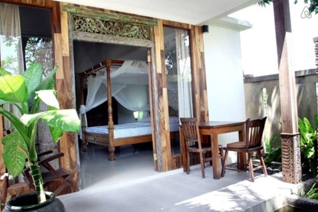Discount Lovely Two Bedrooms Balinese House with Pool