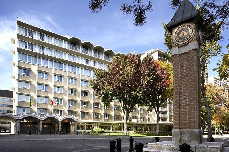 Sheraton Cavalier Saskatoon Hotel