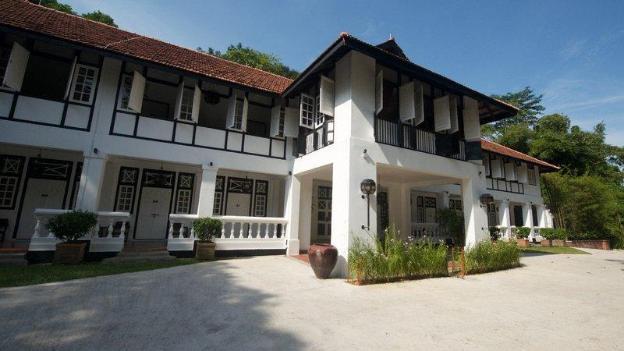 Villa Samadhi Singapore by Samadhi