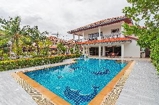 %name Modern 5BR w/ Large Garden & Pool Near Beach พัทยา