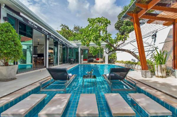 Daydream Luxury Villa | 4BR w/ Big Pool & Garden Pattaya