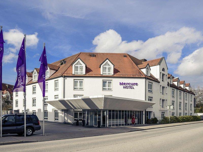 Mercure Hotel M�nchen Freising Airport