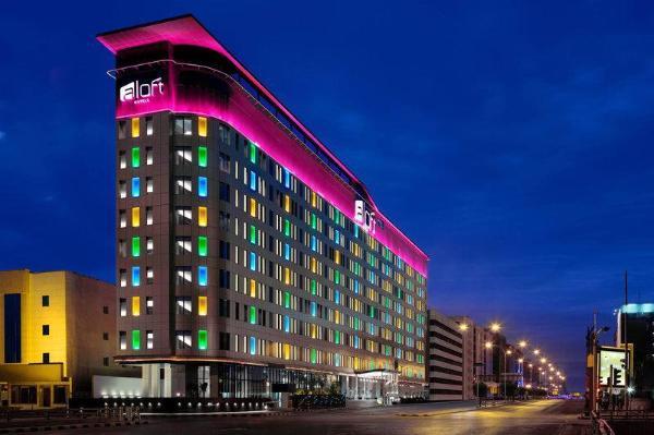 Aloft Riyadh Hotel Riyadh
