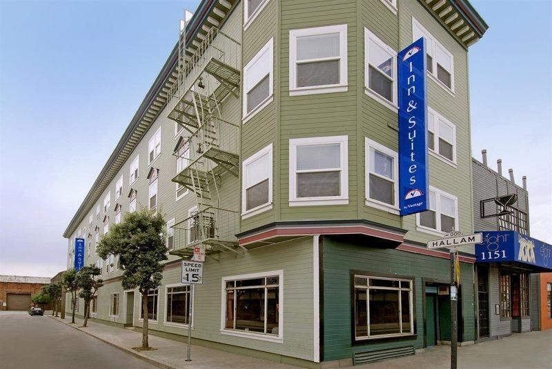 Americas Best Value Inn And Suites SOMA