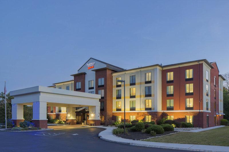 Fairfield Inn And Suites Bridgewater Branchburg Somerville