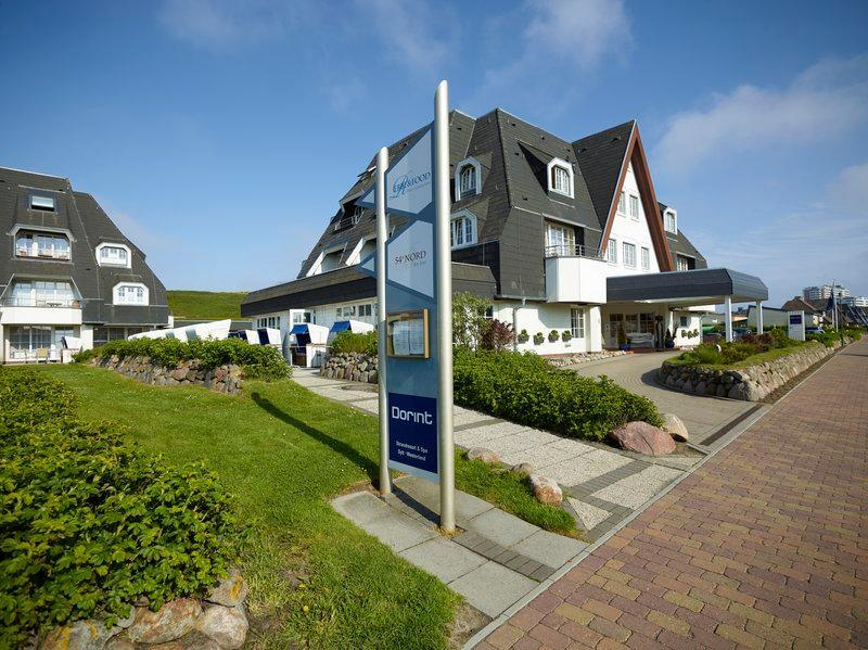 Dorint Strandresort And Spa Westerland Sylt