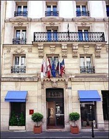 Hotel Tilsitt Etoile Paris Paris