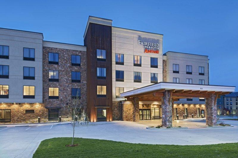 Fairfield Inn And Suites Cheyenne Southwest Downtown Area