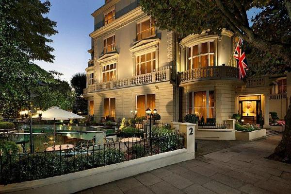 The Colonnade London Hotel London