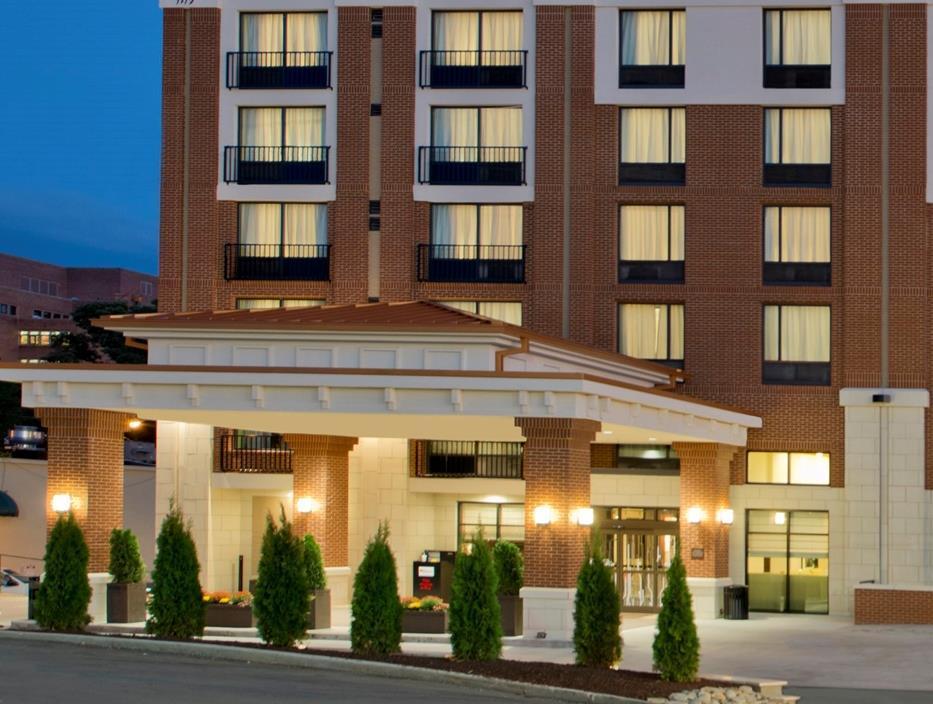 The Volunteer Hotel