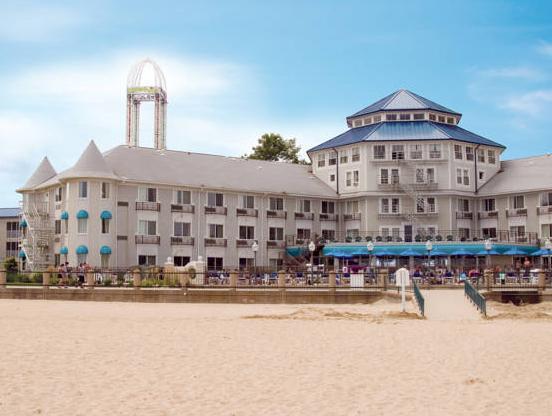 Cedar Point Hotel Breakers Reviews