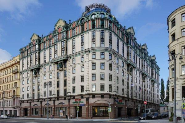 Moscow Marriott Grand Hotel Moscow