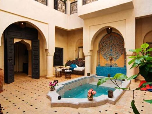Riad Papillon By Marrakech Riad