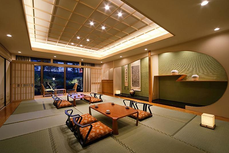 Keyaki Japanese Style Suite For 4 People - Smoking