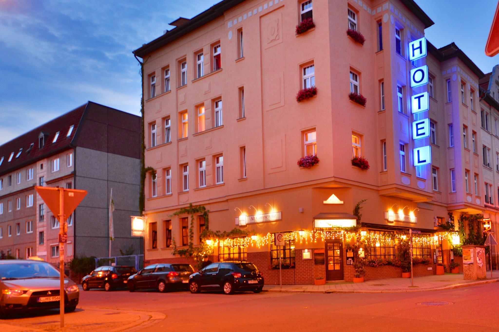 Alt Connewitz Hotel Leipizg