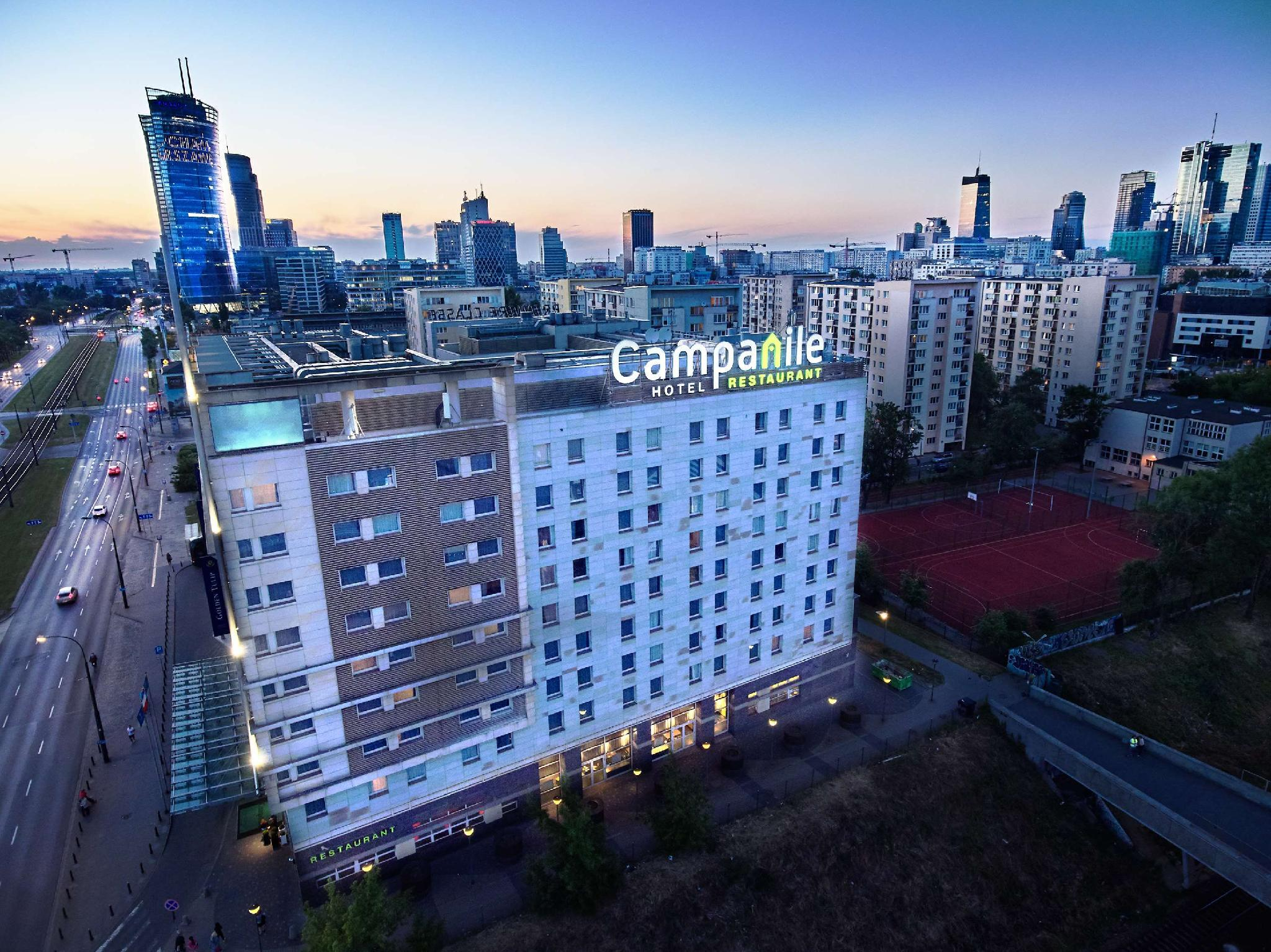 Campanile Hotel Varsovie