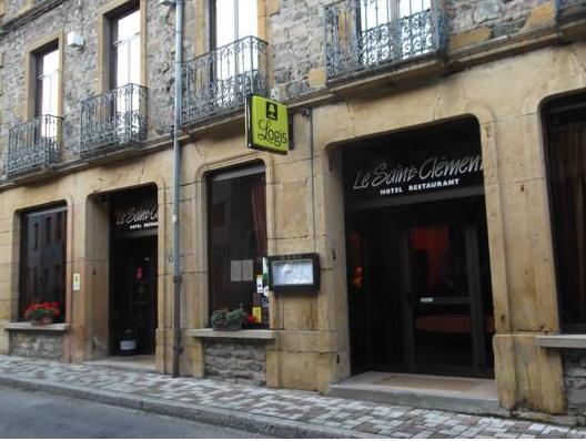 Hotel Restaurant Le Saint Clement